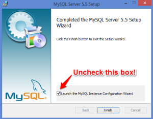 MySQLConfig